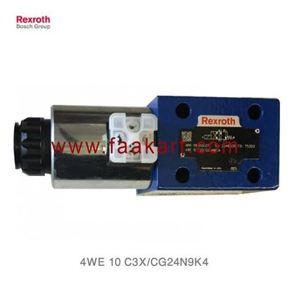 Picture of R900593277 Bosch Rexroth 4WE10C3X/CG24N9K4  - Directional spool valves
