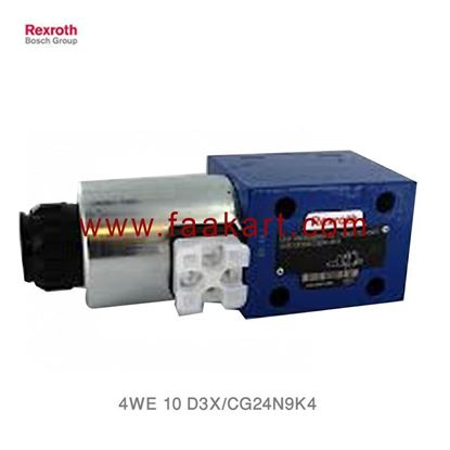 Picture of R900589933 Bosch Rexroth 4WE10D3X/CG24N9K4 - Directional spool valves