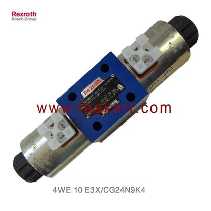 Picture of R900588201 Bosch Rexroth 4WE10E3X/CG24N9K4  - Directional spool valves