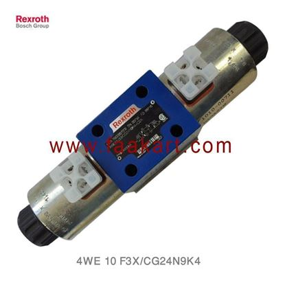 Picture of R900529749 Bosch Rexroth 4WE10F3X/CG24N9K4  - Directional spool valves