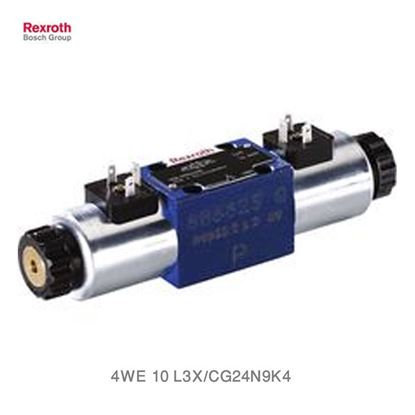 Picture of R900599646 Bosch Rexroth 4WE10L3X/CG24N9K4  - Directional spool valves