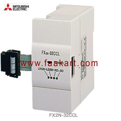 Picture of FX2N-32CCL  Mitsubishi Electric Counter Remote Station