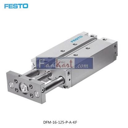 Picture of DFM-16-125-P-A-KF Festo Guide Cylinder