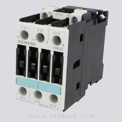 Picture of 3RT10261BB40 - Power Contactor