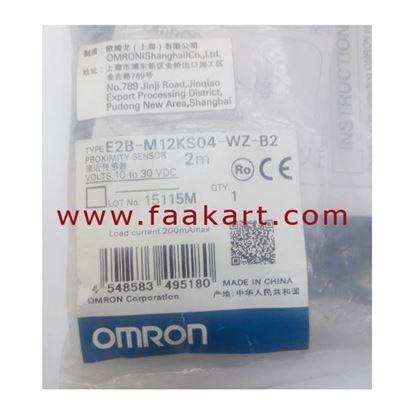 Picture of E2B-M12KS04-WZ-B2 Omron Proximity Sensors
