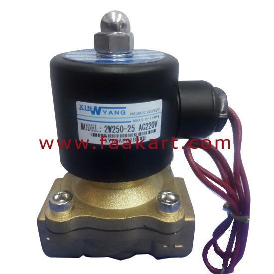 """Picture of 2W250 25 SOLENOID VALVE 1"""" SIZE"""