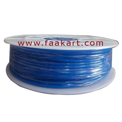 Picture of PU Tube 12X8mm-100Mtr Roll - Blue Colour