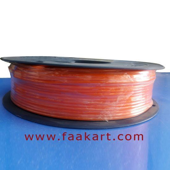 Picture of PU Tube 6X4mm-200Mtr Roll - Orange Colour