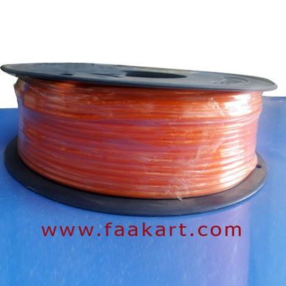 Picture of PU Tube 8X5.5mm-100Mtr Roll - Orange Colour