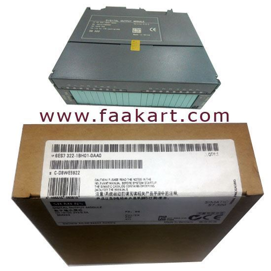 Picture of 6ES7322-1BH01-0AA0 - SIMATIC S7-300, DIGITAL OUTPUT SM 322