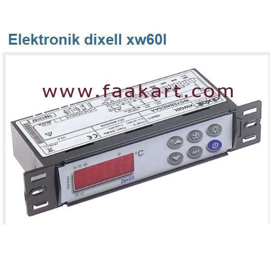 Picture of DIXELL XW60L  WG7SBNC5AA Digital controller Emerson