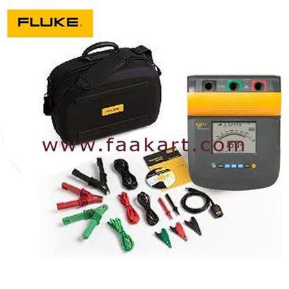 Picture of 1550C FLUKE - 5 kV Insulation Tester