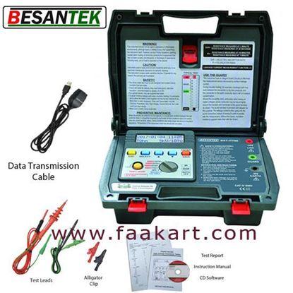Picture of BST-IT706  BESANTEK  Digital High Voltage Insulation Tester 5kV