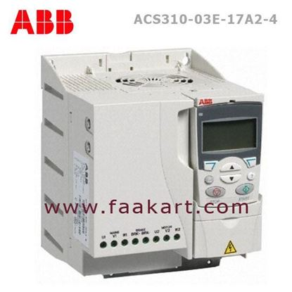 Picture of ABB ACS310-03E-17A2-4  AC Inverter Drive