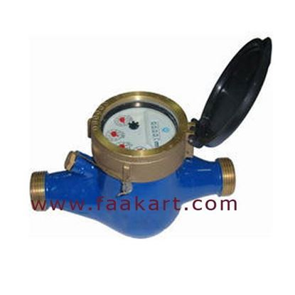 "Picture of Water Meter 1/2"" Analog Type - Italy"