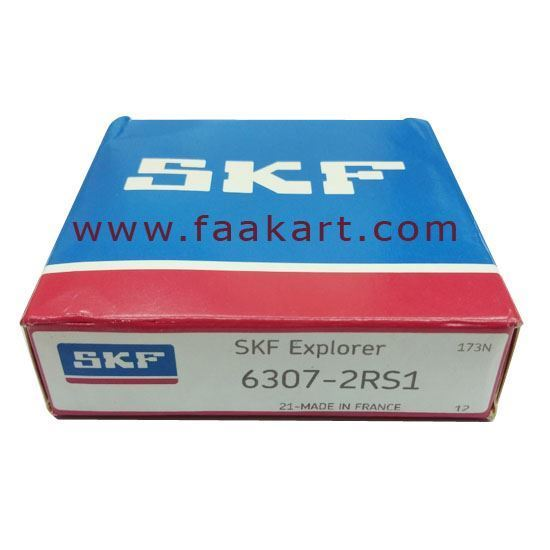 Picture of 6307-2RS1, SKF BALL BEARING