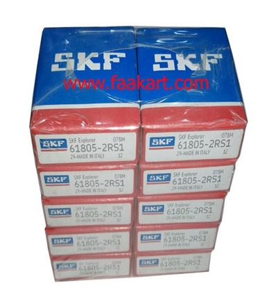 Picture of 61805-2RS1 SKF Deep groove ball bearings
