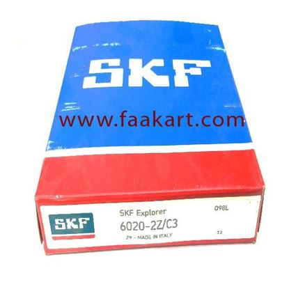 Picture of 6020-2Z/C3  SKF Deep Grooved Ball Bearing
