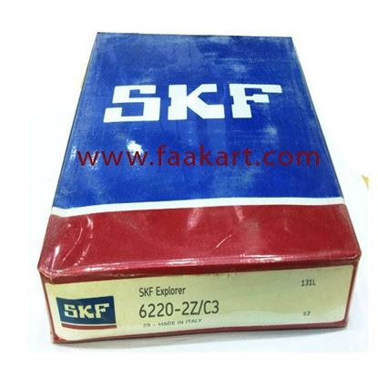 Picture of 6220-2Z/C3 SKF Deep Grooved Ball Bearing