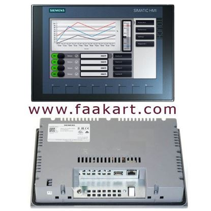 Picture of 6AV2123-2JB03-0AX0 - Siemens Touch Screen HMI Panel