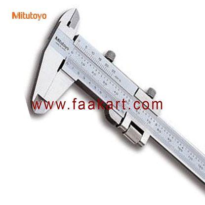"Picture of 530-119 Mitutoyo  Vernier Caliper: 0-300mm -12"""