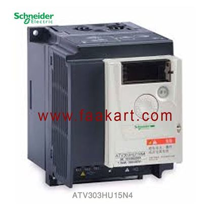 Picture of ATV303HU15N4  Variable Speed Drive Schneider Electric