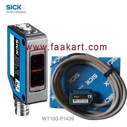 Picture of WT100-P1439 Photoelectric Sensors