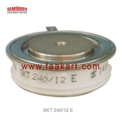Picture of SKT 240/12 E  SEMIKRON  Thyristor