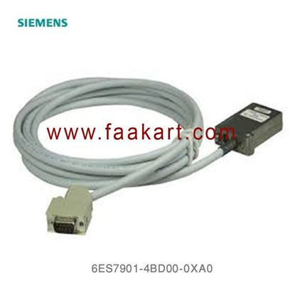 Picture of 6ES7901-4BD00-0XA0 SIMATIC DP, Plug-in cable for PROFIBUS