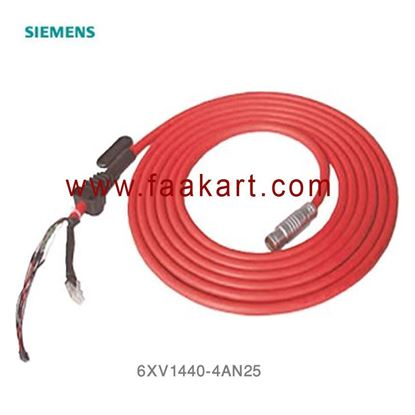 Picture of 6XV1440-4AN25  Siemens Connecting cable for Mobile Panels