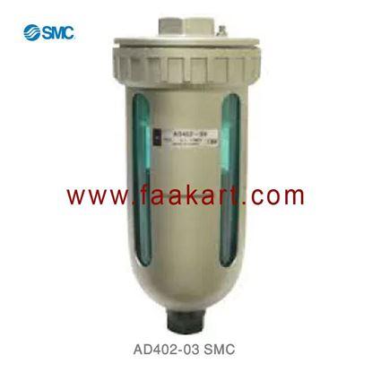 Picture of HAD402-03 -A Series - SMC Auto Drain Valve