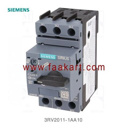 Picture of 3RV2011-1AA10 Siemens Motor Protection Circuit Breaker