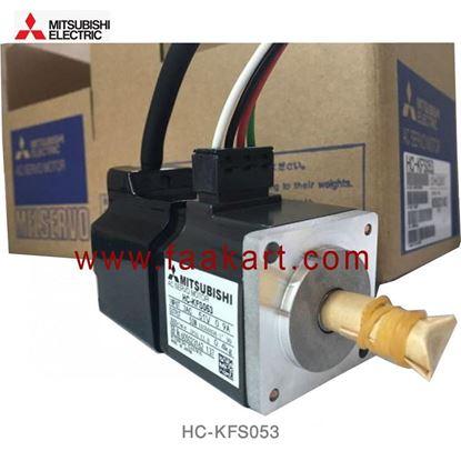 Picture of HC-KFS053 Mitsubishi AC Industrial Servo Motor