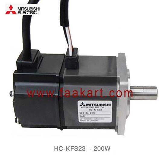 Picture of HC-KFS23 Mitsubishi AC Industrial Servo Motor