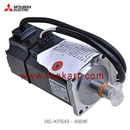 Picture of HC-KFS43 Mitsubishi AC Industrial Servo Motor