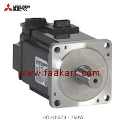 Picture of HC-KFS73 Mitsubishi AC Industrial Servo Motor