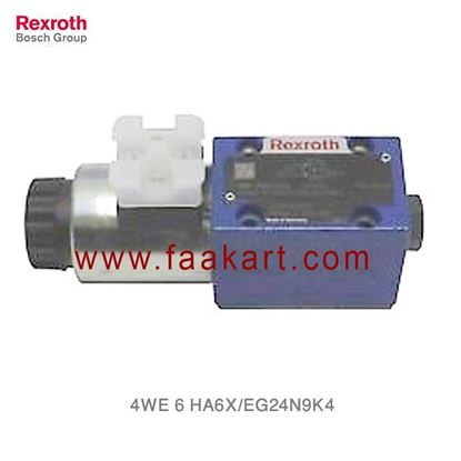 Picture of R900549534 Bosch Rexroth 4WE6HA6X /EG24N9K4- Directional spool valves