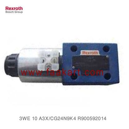Picture of R900592014 Bosch Rexroth  3WE10A3X/CG24N9K4  Directional spool valves