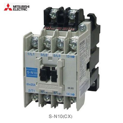 Picture of S-N10(CX) Mitsubishi Magnetic Contractor