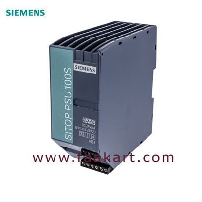 Picture of 6EP1333-2BA20 - SIEMENS 1 PHASE, 24 V DC