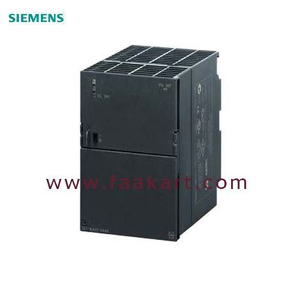 Picture of 6ES7307-1KA0-0AA0 - SIEMENS POWER SUPPLY  PS307 24 V/10 A