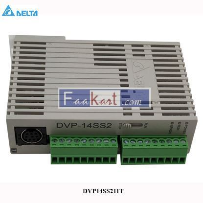 Picture of Delta DVP14SS211T SS2 Programmable Controller plc