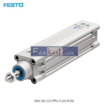 Picture of DNC-80-125-PPV-A (163438) Festo Standard cyl