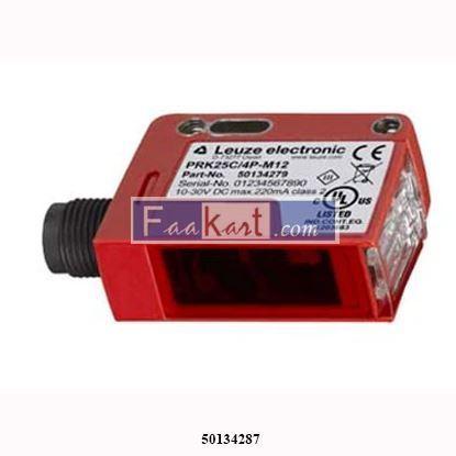 Picture of Leuze PRK25C.D/4P-M12 : Polarized Retro-Reflective Photoelectric Sensor - 50134287