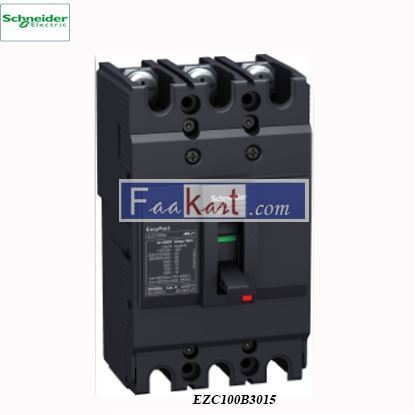 Picture of EZC100B3015 Circuit breaker Easypact