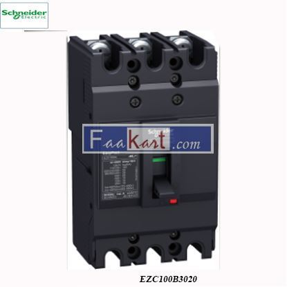 Picture of EZC100B3020 Circuit breaker Easypact