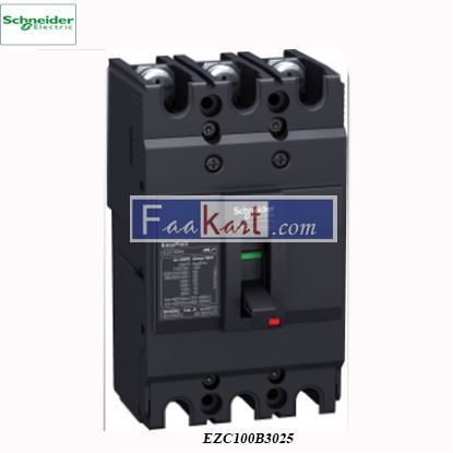 Picture of EZC100B3025 Circuit breaker Easypact