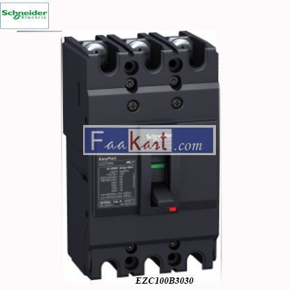 Picture of EZC100B3030 Circuit breaker Easypact