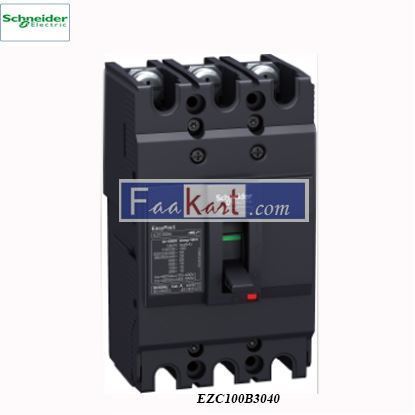 Picture of EZC100B3040 Circuit breaker Easypact