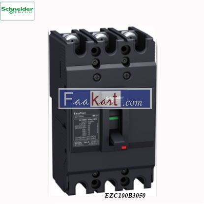 Picture of EZC100B3050 Circuit breaker Easypact